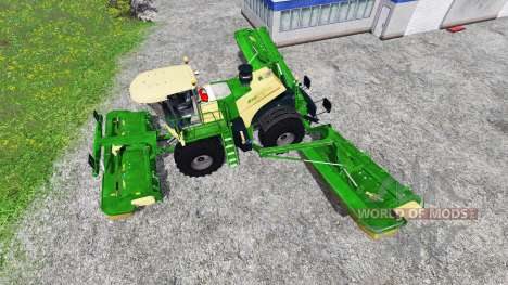 Krone Big M 500 v1.01 for Farming Simulator 2015