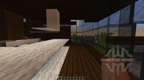 Iris a concept home for Minecraft