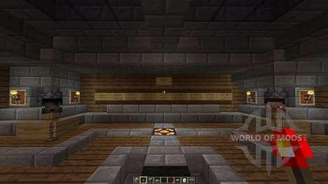 Dark Warfare for Minecraft