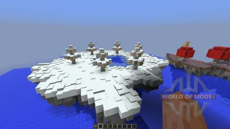 Forbidden Isles for Minecraft
