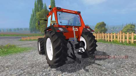 New Holland 110-90 DT for Farming Simulator 2015