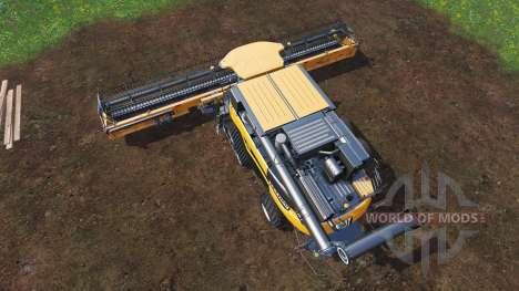 Caterpillar Lexion 590R v1.41 [fix] for Farming Simulator 2015