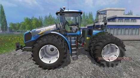 New Holland T9.670 DuelWheel v2.0 for Farming Simulator 2015