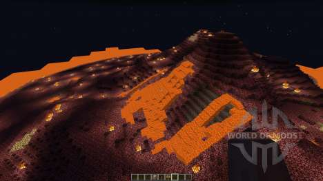 Nether Islands Survival for Minecraft