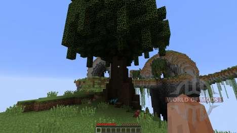 SkyLands for Minecraft