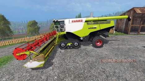 CLAAS Lexion 780 [full washable] for Farming Simulator 2015