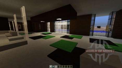 Modern House for Minecraft