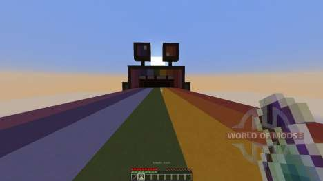 Sheep Invasion High Score Game for Minecraft