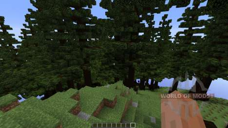 The Land of Odysseus for Minecraft