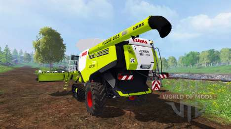 CLAAS Lexion 770TT [washable] for Farming Simulator 2015