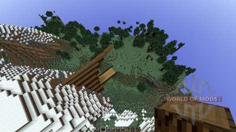 Nordic Village for Minecraft