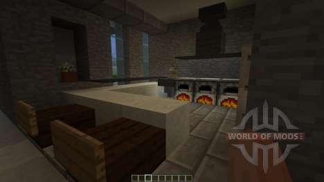 Fade A minimalist modern home pop reel for Minecraft