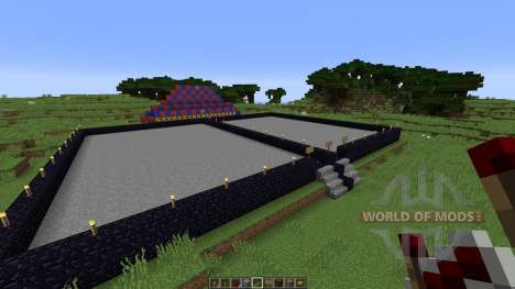Build Challenge Map for Minecraft