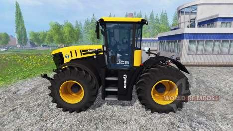 JCB 4000 Fastrac for Farming Simulator 2015