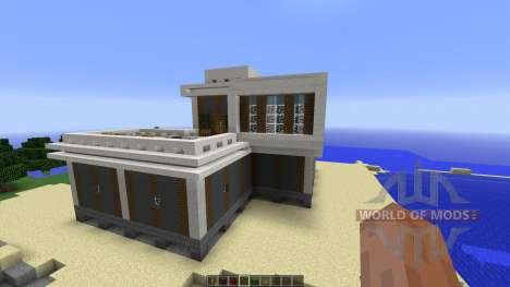 Prebuilt House for Minecraft