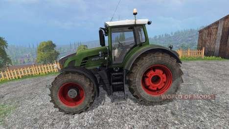 Fendt 936 Vario SCR v3.2 for Farming Simulator 2015