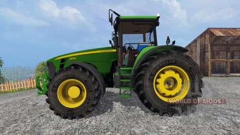 John Deere 8530 [edit] for Farming Simulator 2015