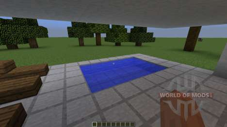 Minimalistic House for Minecraft