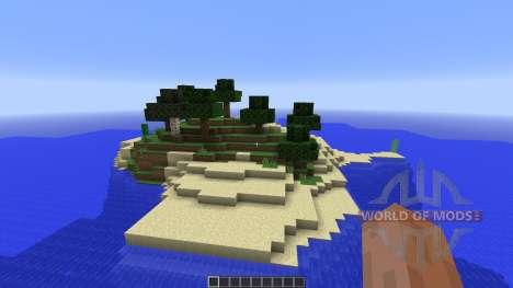 Minecraft Survival Island for Minecraft