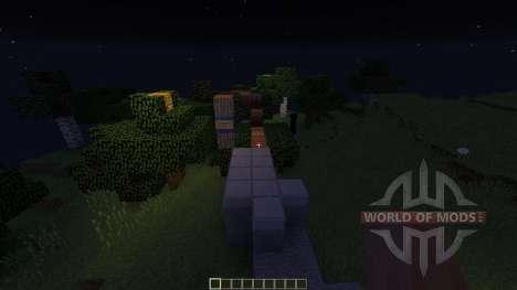 Minecraft Parkour for Minecraft