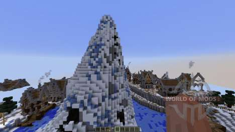 Winters Secret for Minecraft