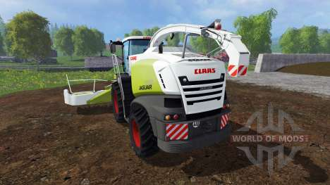 CLAAS Jaguar 870 v2.0 for Farming Simulator 2015