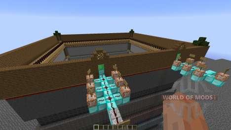 Mining Spleef for Minecraft