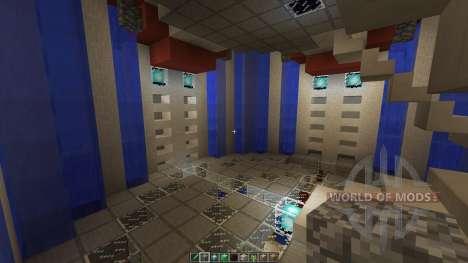 Dyans Floating Battle Island for Minecraft