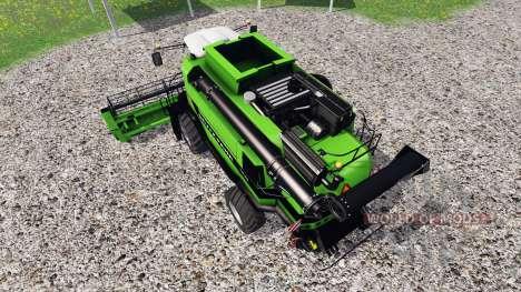 Deutz-Fahr 7545 RTS v1.2.1 for Farming Simulator 2015