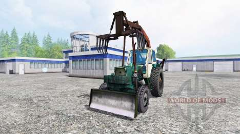 YUMZ-6L [grapple] for Farming Simulator 2015
