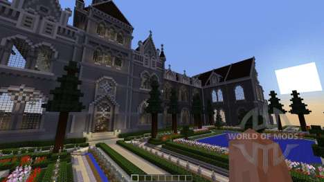 he Knoxian Institute of Alchemical Studies for Minecraft
