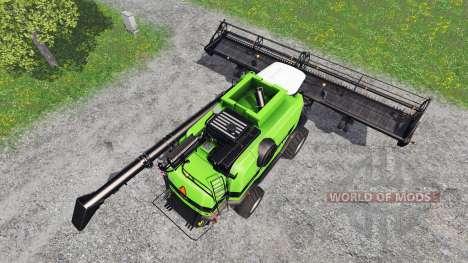 Deutz-Fahr 7545 RTS v1.3 for Farming Simulator 2015