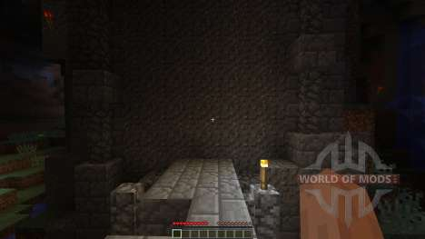 Lair of Herobrine for Minecraft