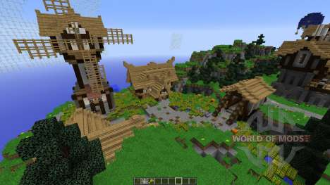 Survival Games: Lafrandir for Minecraft