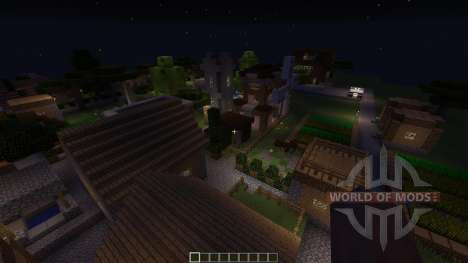 TheTown for Minecraft