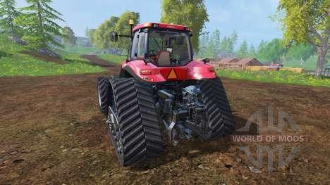 Case IH Magnum CVX 380 [crawlers] for Farming Simulator 2015