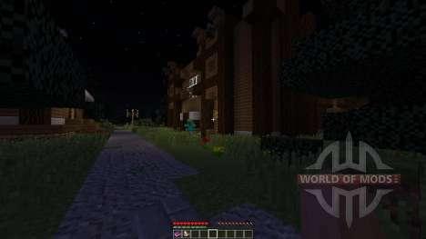 Pelbwest Village of Eternal Nigh for Minecraft