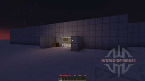 Redstone Security System for Minecraft
