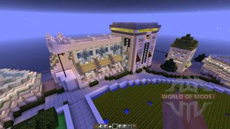Dragnoz competition entry for Minecraft