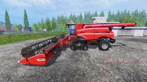 Case IH Axial Flow 9230 [turbo] v4.0 for Farming Simulator 2015