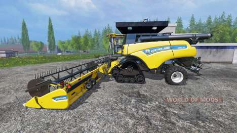 New Holland CR10.90 [ATI] for Farming Simulator 2015