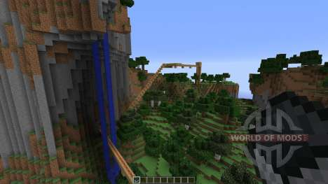 Rollercoaster TyCraft for Minecraft