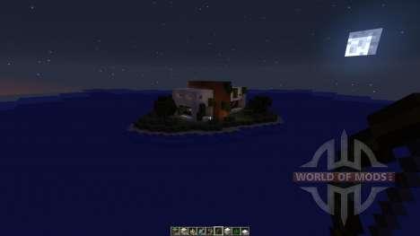 Aqua for Minecraft