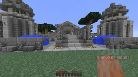 Temple Of Azura 2 for Minecraft