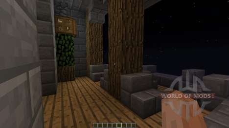 Epic Detailed Mansion for Minecraft