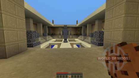 Courtyard of Death for Minecraft