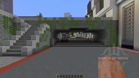 Minecraft: Stormfront Call of Duty for Minecraft