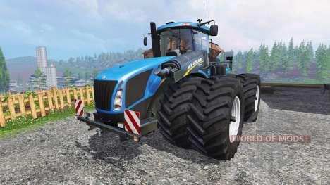New Holland T9.560 DuelWheel v2.5 for Farming Simulator 2015