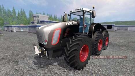 Fendt TriSix Vario [black] for Farming Simulator 2015