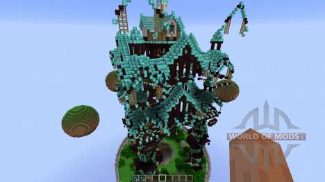 DRAGON THEMED MAJESTIC HUB for Minecraft